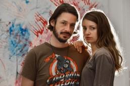 Allen und Nadine